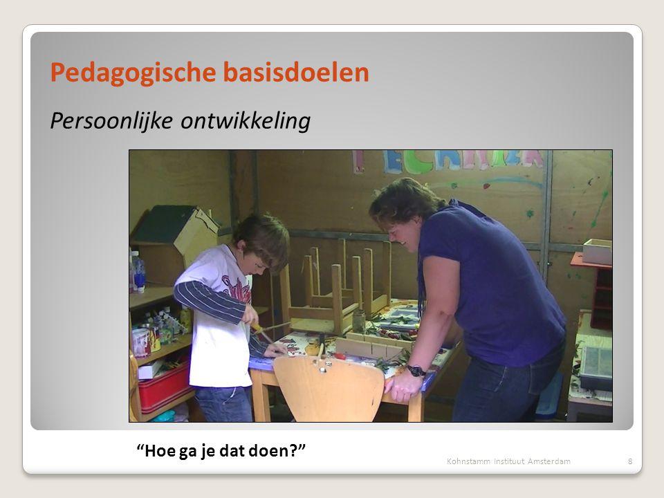 19Kohnstamm Instituut Amsterdam Beoordeling interactievaardigheden pm-ers