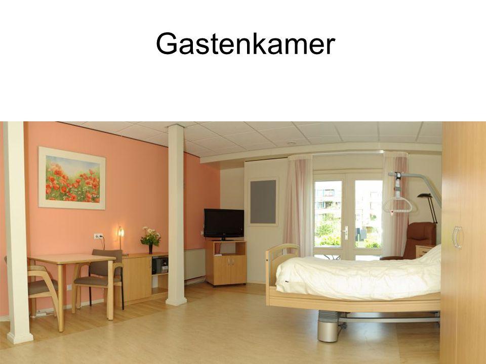 Hospice •6 gastenkamers •Euthanasie wordt niet toegepast •Iedereen is als gast welkom, ongeacht religie, afkomst of ras.