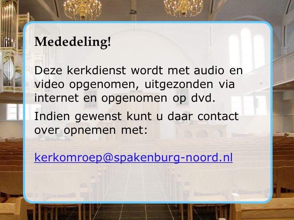 Informatief! Wist u al dat u de voorpresentaties op www.spakenburg-noord.nl onder