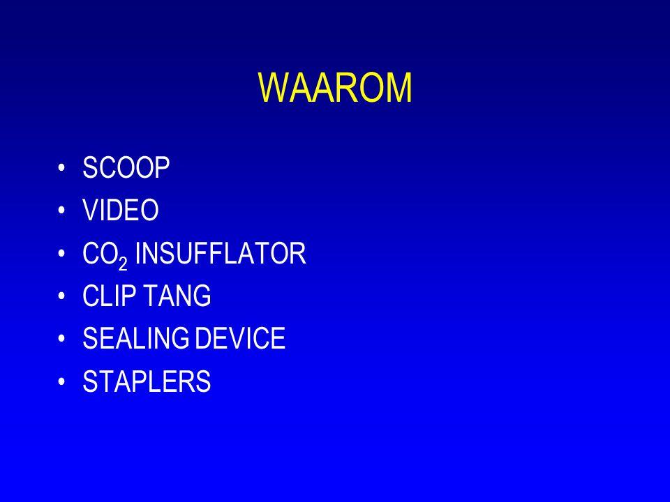 WAAROM •2000 LUMC (hand-assisted) lap.colectomie •BENIGNE colitis/crohn •TECHNIEK/INVESTERINGEN •INSPECTIE : WERKGROEP MIC •NVEC •LIMIS : Leeuwarden Istitute of Minimal Invasive Surgery