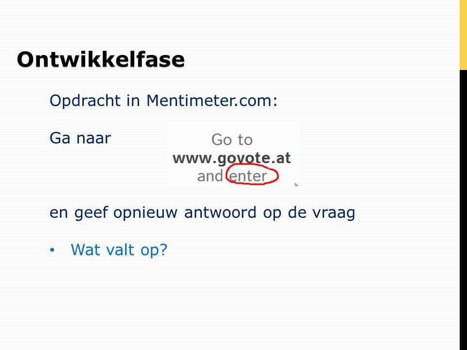 Opdracht in Videonot.es: Bekijk de online aantekeningen hier (in Chrome!).hier en geef opnieuw antwoord op de vraag • Wat valt op.