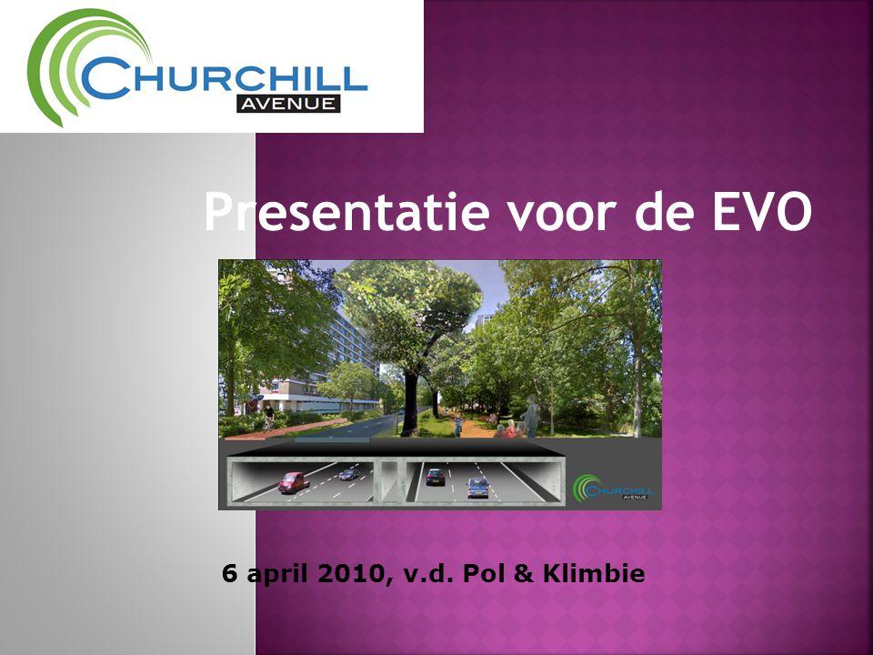 6 april 2010, v.d. Pol & Klimbie Presentatie voor de EVO