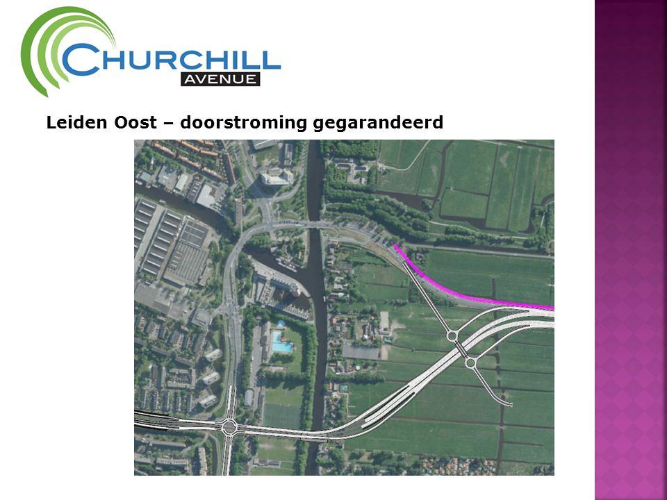 Leiden Oost – doorstroming gegarandeerd