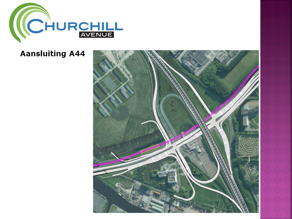 Aansluiting A44