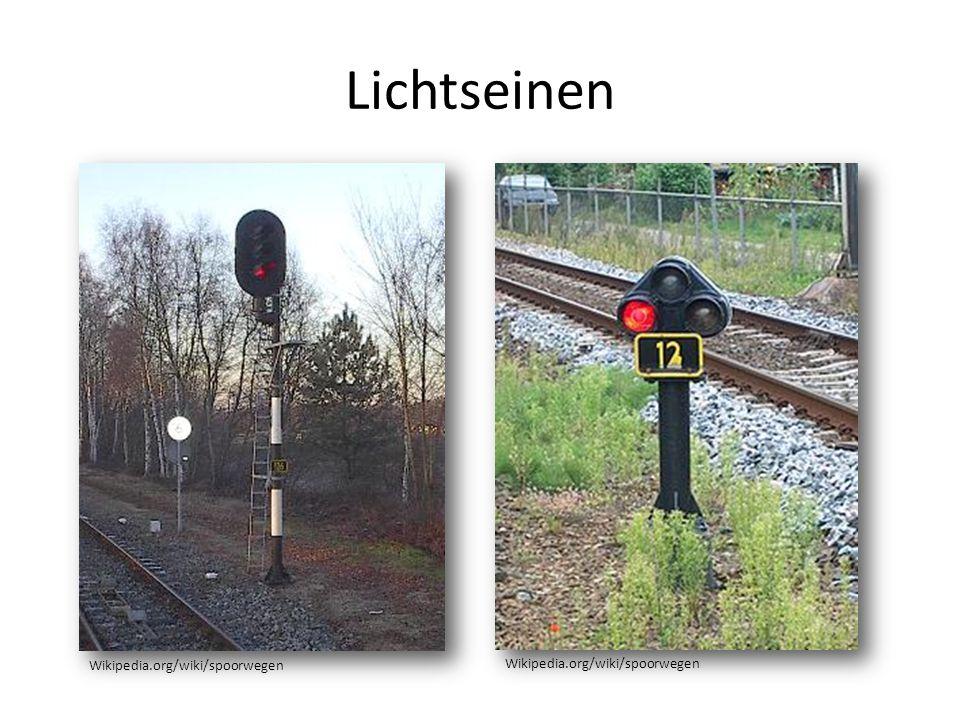 Lichtseinen Wikipedia.org/wiki/spoorwegen