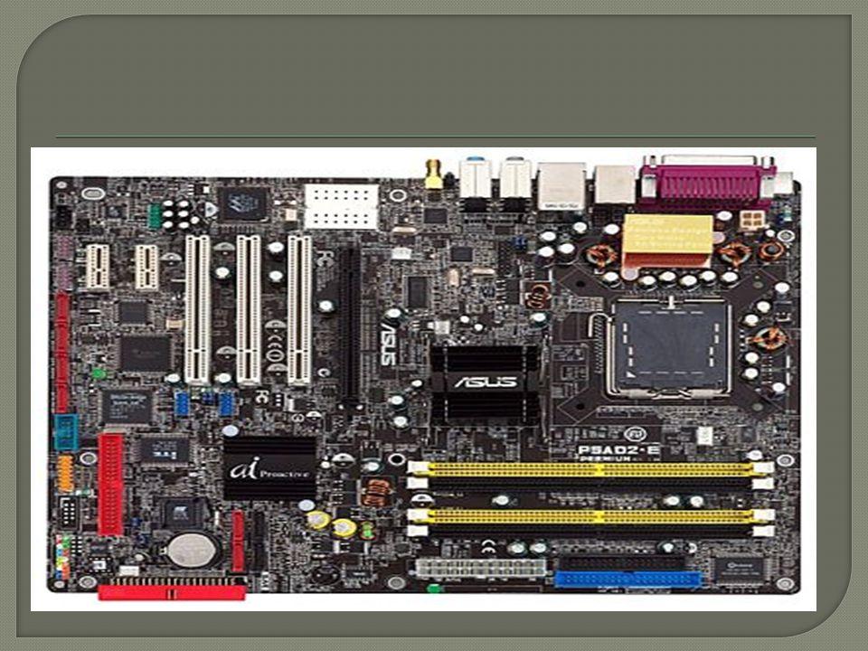  Op de hardDisk word een besturingssysteem (os) geïnstalleerd.