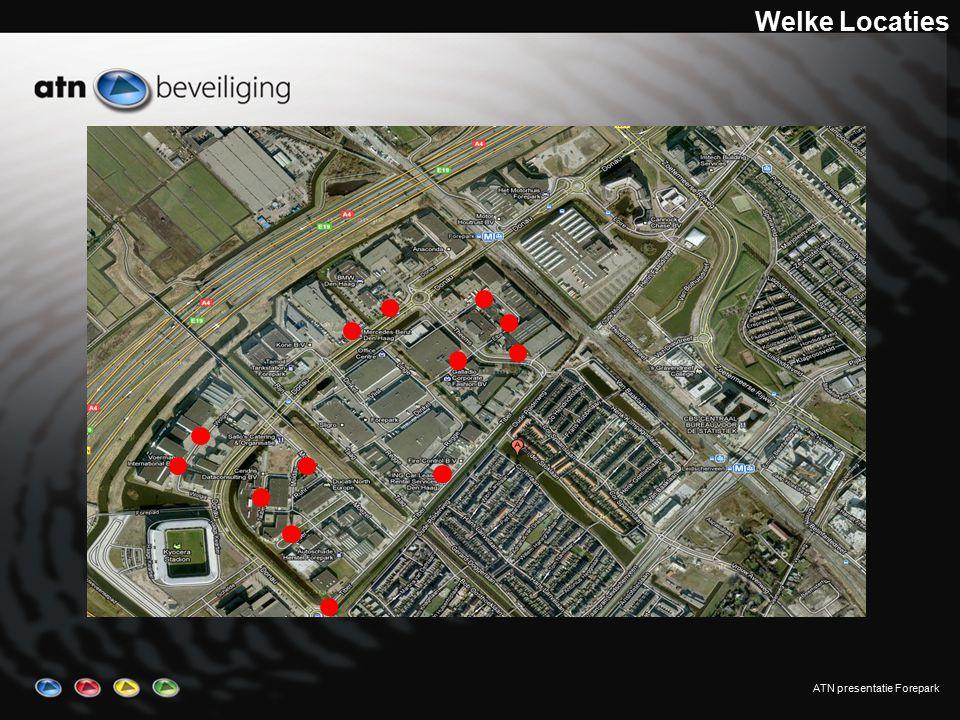 ATN presentatie Forepark Welke Locaties