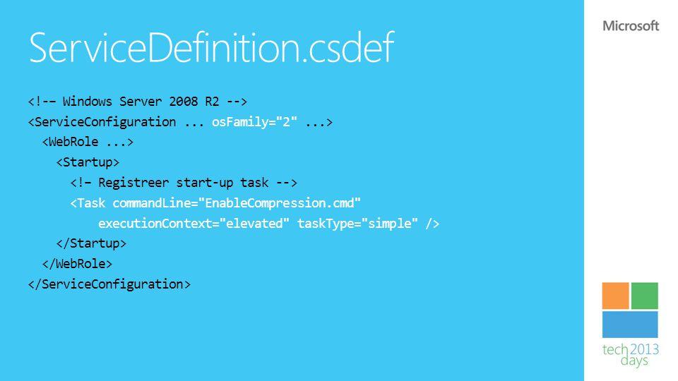 ServiceDefinition.csdef <Task commandLine=