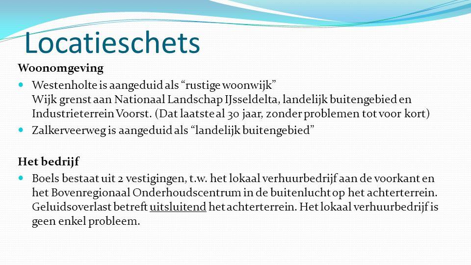 Locatieschets Woonomgeving  Westenholte is aangeduid als rustige woonwijk Wijk grenst aan Nationaal Landschap IJsseldelta, landelijk buitengebied en Industrieterrein Voorst.