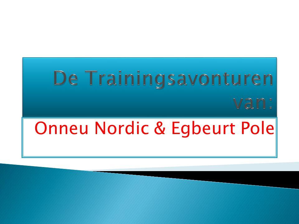  Onneu & Egbeurt en de gebreukte pole (in slecht noors)  En in Hollands:  Onno & Egbert en de gebroken Pole