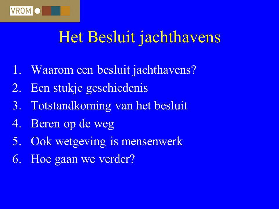 Paneldiscussie Het panel: •Kees Meijer – Ministerie van VROM •Wiebe Bosma – InfoMil Afwisselend •Geert Dijks – Hiswa •Jeroen van den Heuvel – Hiswa •Pieter de Vries – Watersportverbond