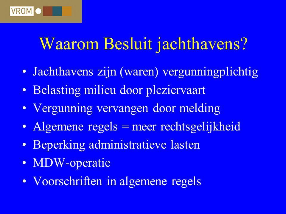 Relevante wet- en regelgeving (3) •Wet verontreiniging oppervlaktewateren.