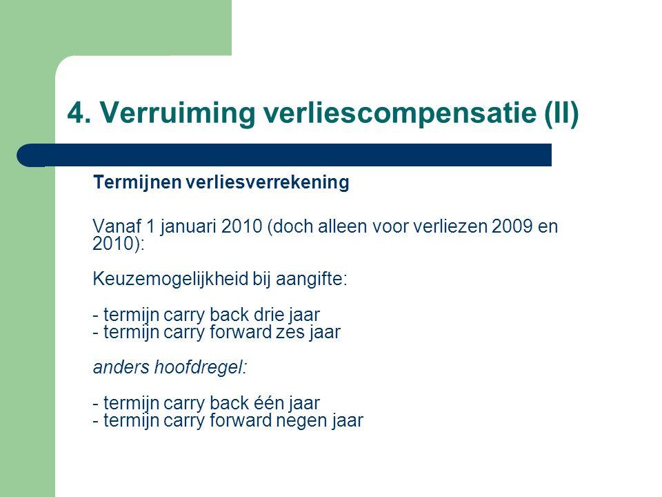 5.(Geen) rentemaatregelen (I)  Consultatiedocument Vpb d.d.