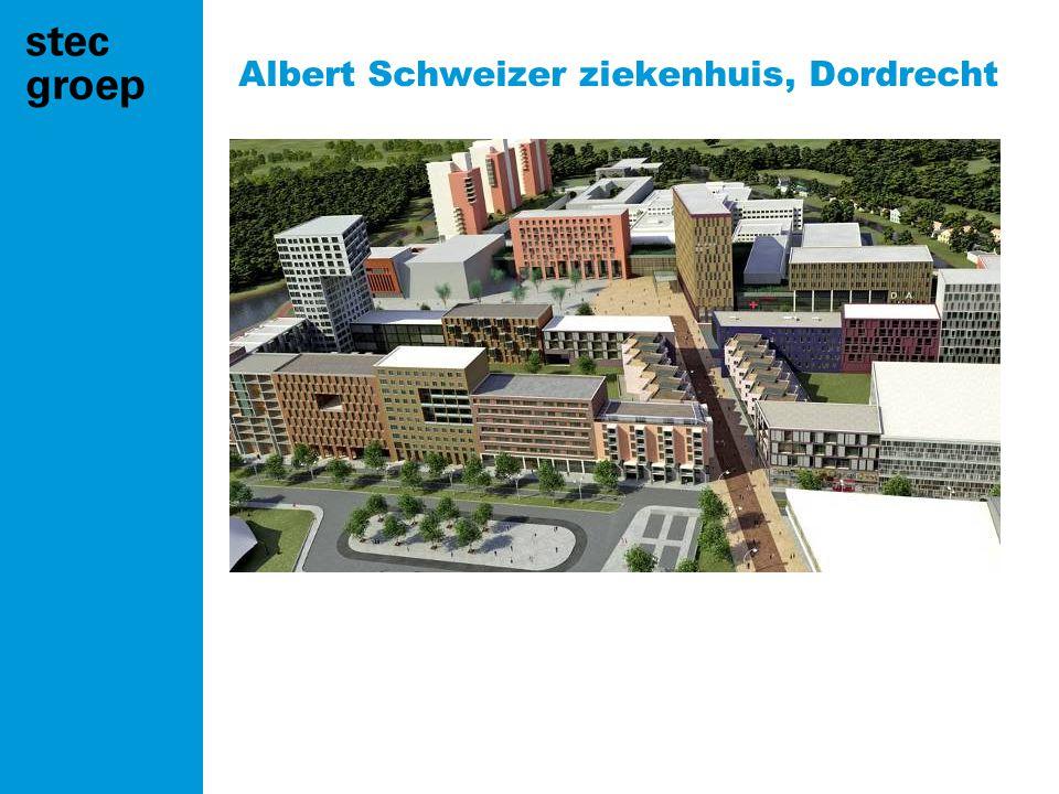 Albert Schweizer ziekenhuis, Dordrecht