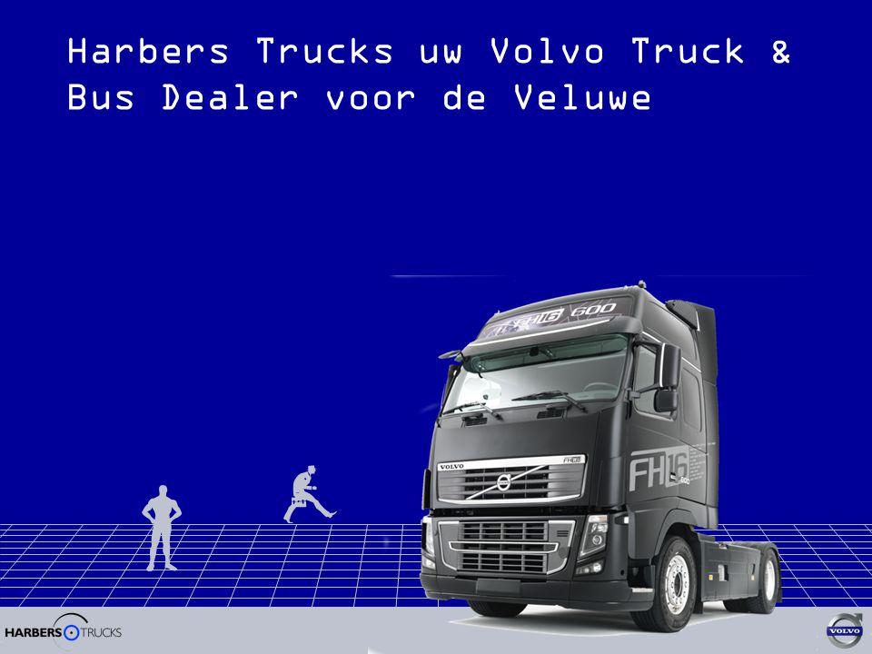 Harbers Trucks uw Volvo Truck & Bus Dealer voor de Veluwe