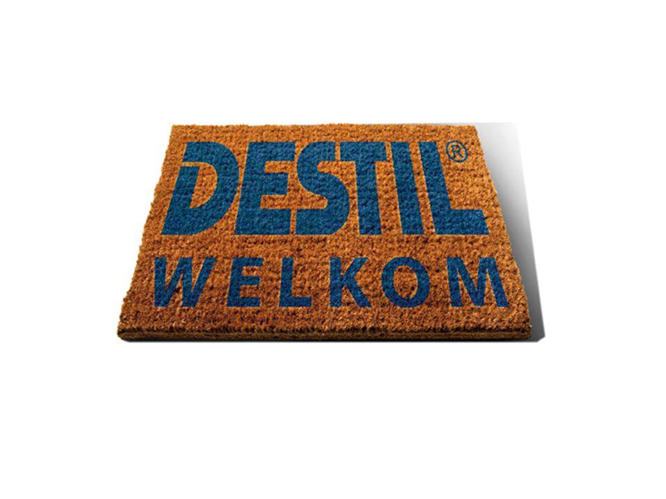 Waar we vandaan komen DESTIL is in 1865 gestart in het centrum van Tilburg.