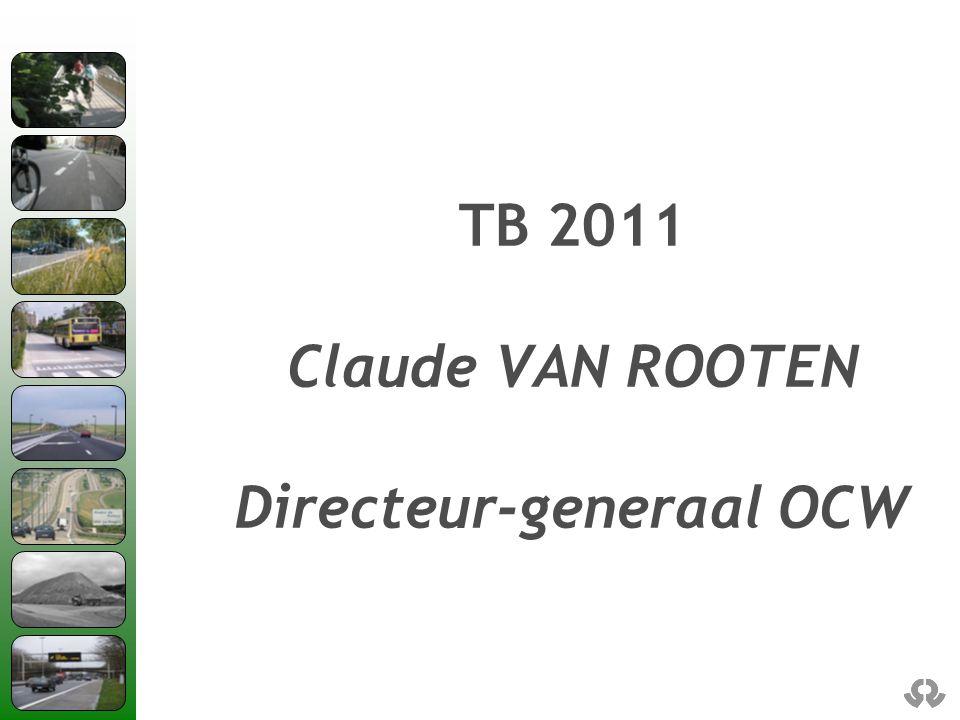 22 TB 2011 Ontstaan van het OCW Na de Tweede Wereldoorlog besliste de Belgische regering een instrument te creëren om het innovatieproces in de industrie te bevorderen.
