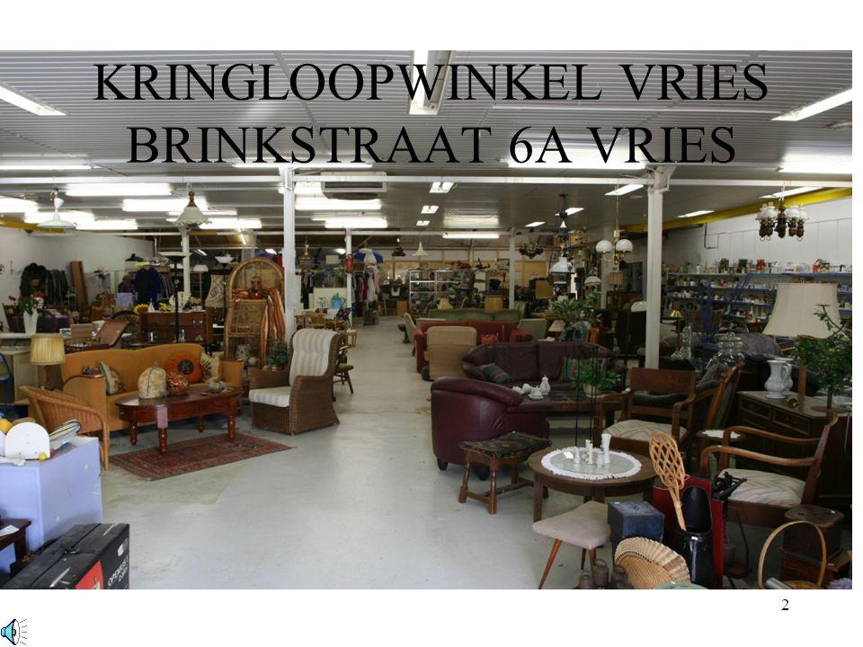 Kringloop Organisatie Tynaarlo een jonge maatschappelijke organisatie ontstaan door de belangstelling van inwoners van de gemeente Tynaarlo.