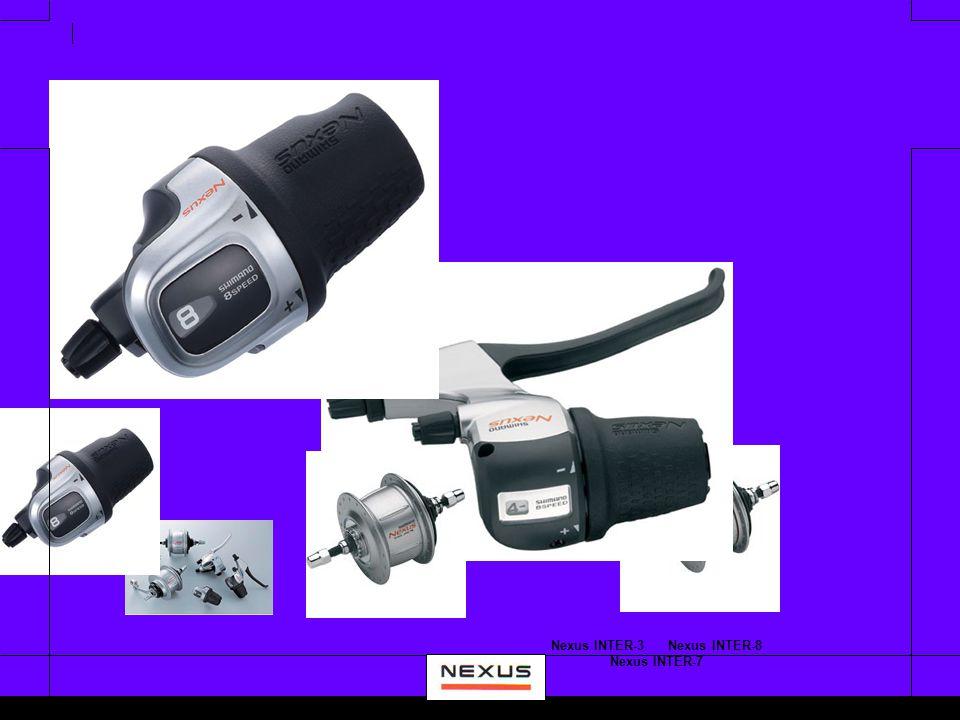 Nexus INTER-3 Nexus INTER-8 Nexus INTER-7
