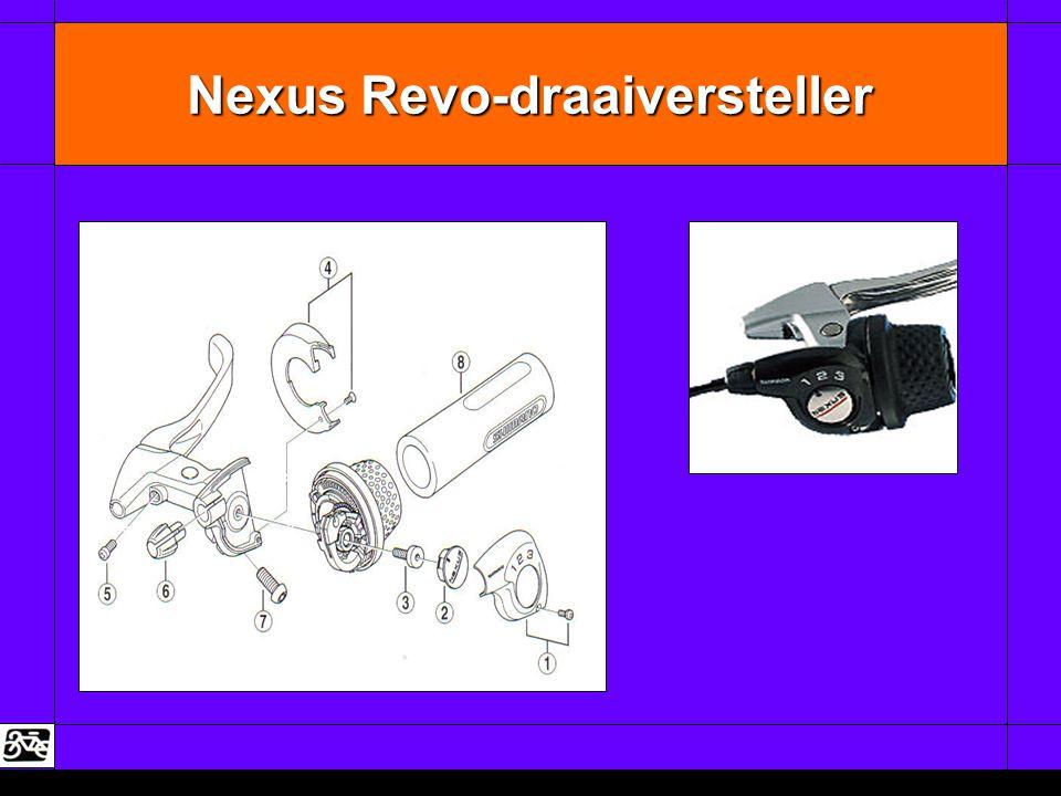 Nexus Revo-draaiversteller