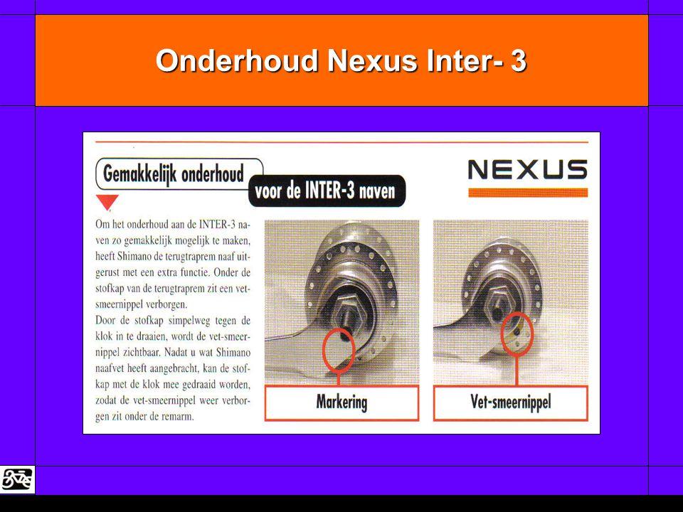 Onderhoud Nexus Inter- 3