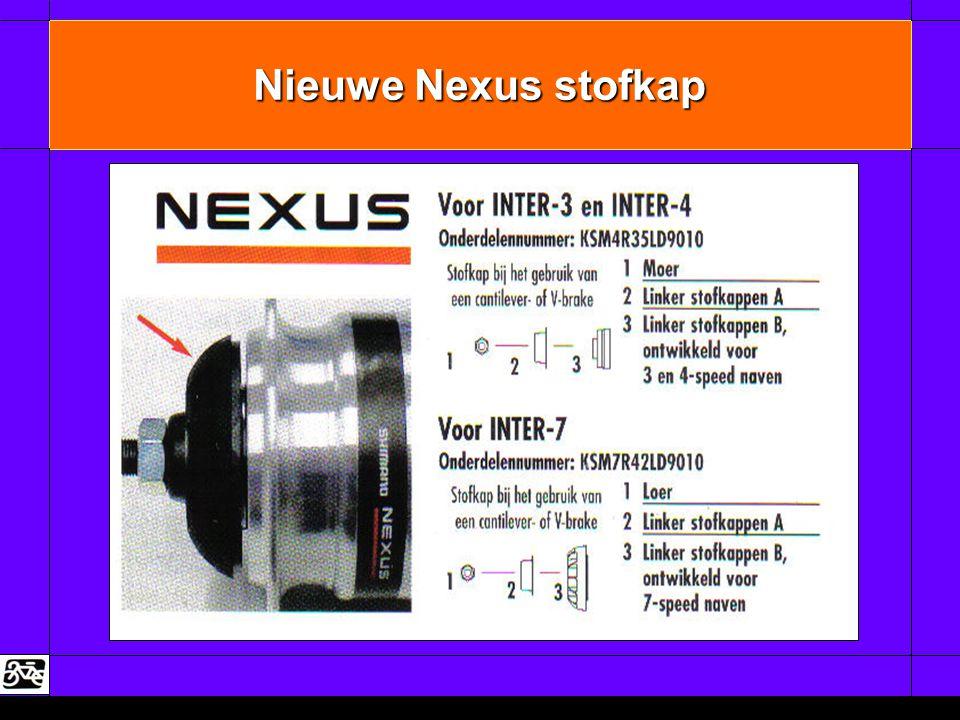 Nieuwe Nexus stofkap