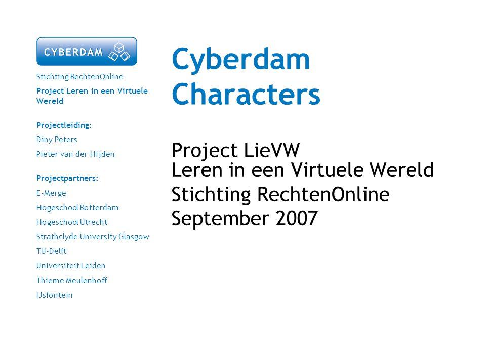 Access4Everyone •Access4Everyone - de meest toegankelijke Internet Service Provider •sd-098 www.cyberdam.nl -2