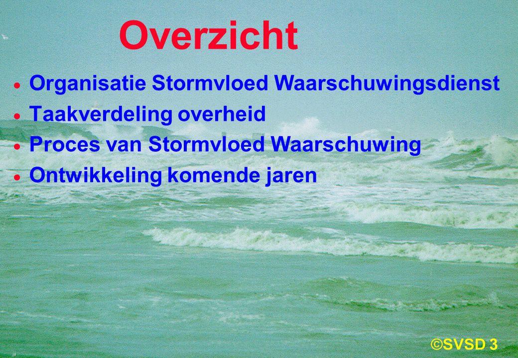 3 Overzicht  Organisatie Stormvloed Waarschuwingsdienst  Taakverdeling overheid  Proces van Stormvloed Waarschuwing  Ontwikkeling komende jaren