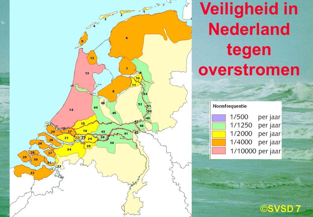 7 Veiligheid in Nederland tegen overstromen