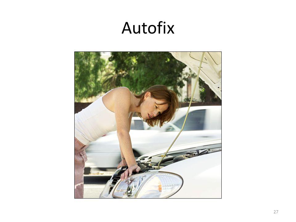 Autofix 27
