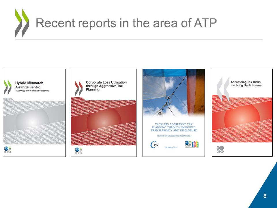 Recent reports in the area of ATP 8