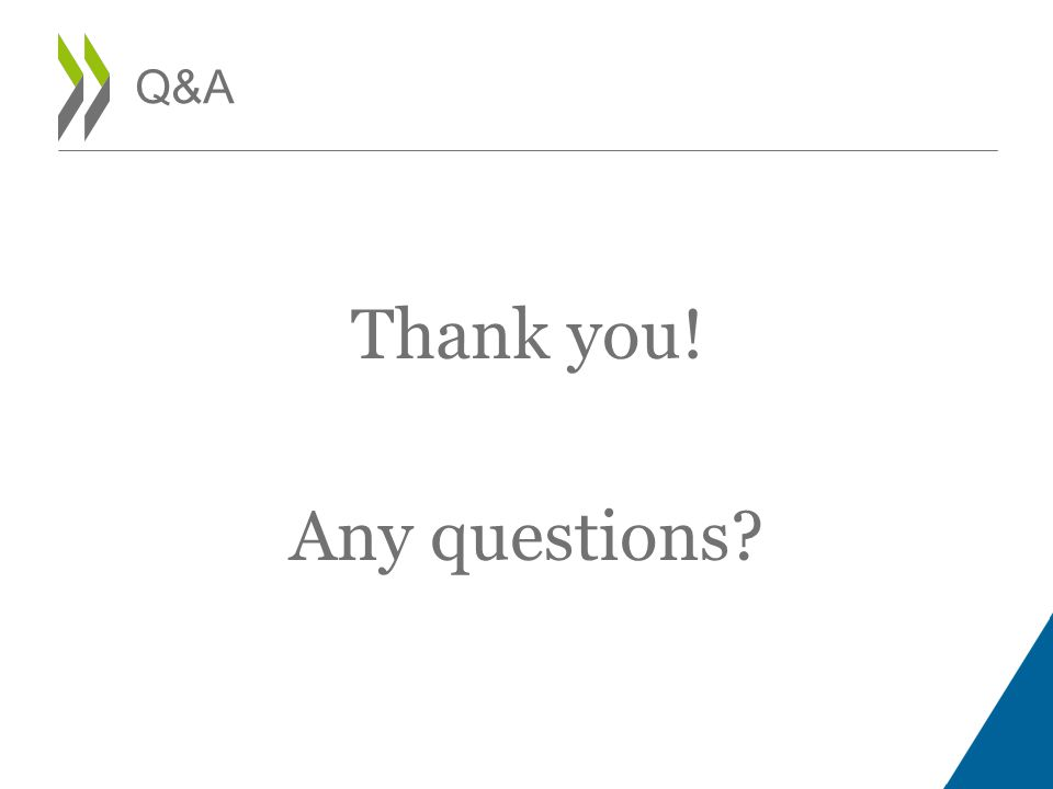 Thank you! Any questions? Q&A