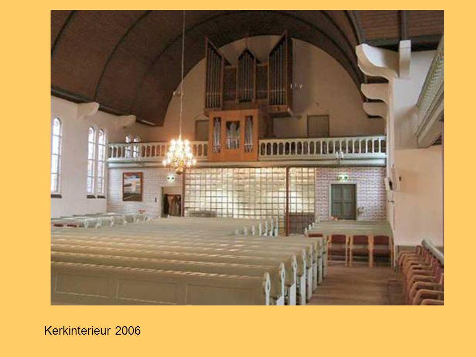 Kerkinterieur 2006