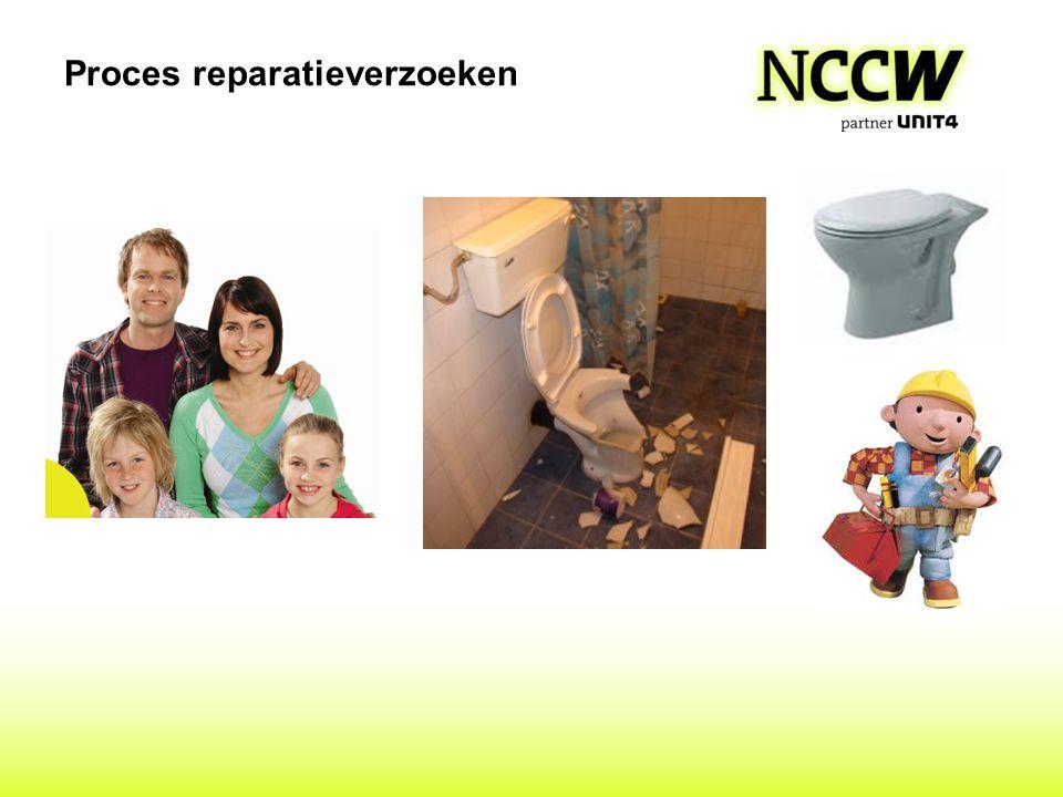 Proces reparatieverzoeken