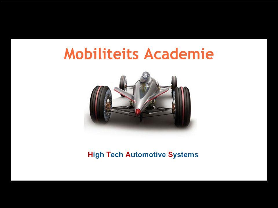 Htas Project Formule V Mobiliteits Academie Formule V