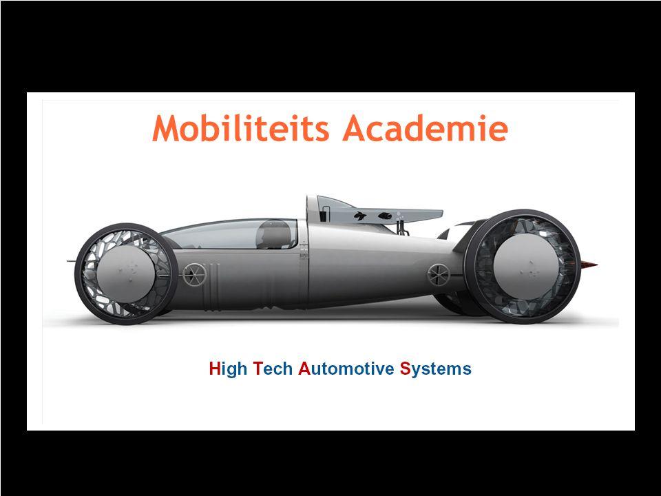 Htas Project Formule V Formule V Mobiliteits Academie
