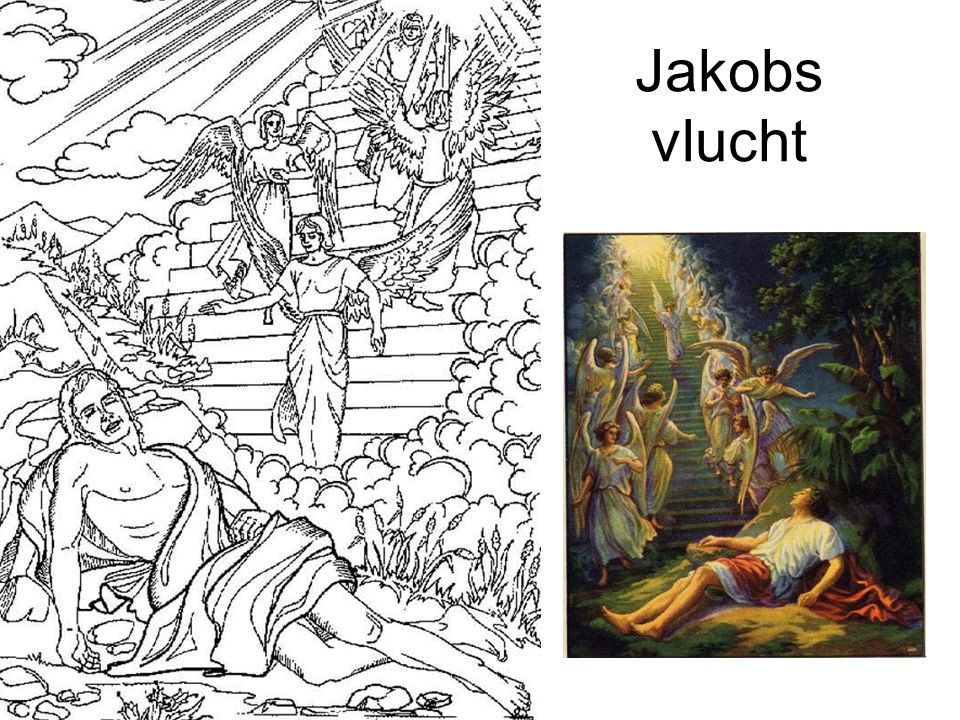 Jakobs vlucht
