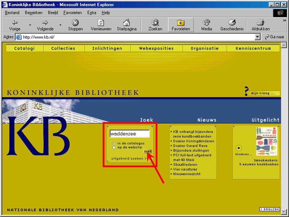 meta-search oplossing http-protocol / webformulieren –queries (ingevoerd via zoekregel of meer complex webformulier) worden doorgegeven via een URL, volgens door zoeksysteem gespecificeerde syntax http://www.google.com/search?hl=en&ie=UTF-8&q=mim+idm –antwoorden (zoekresultaten) moeten worden geïnterpreteerd; er is geen standaard structuur: elementen uit antwoordscherm moeten worden herkend op basis van schermopmaak - toevallig aanwezige kenmerkende stukjes html-code - z.g.n.