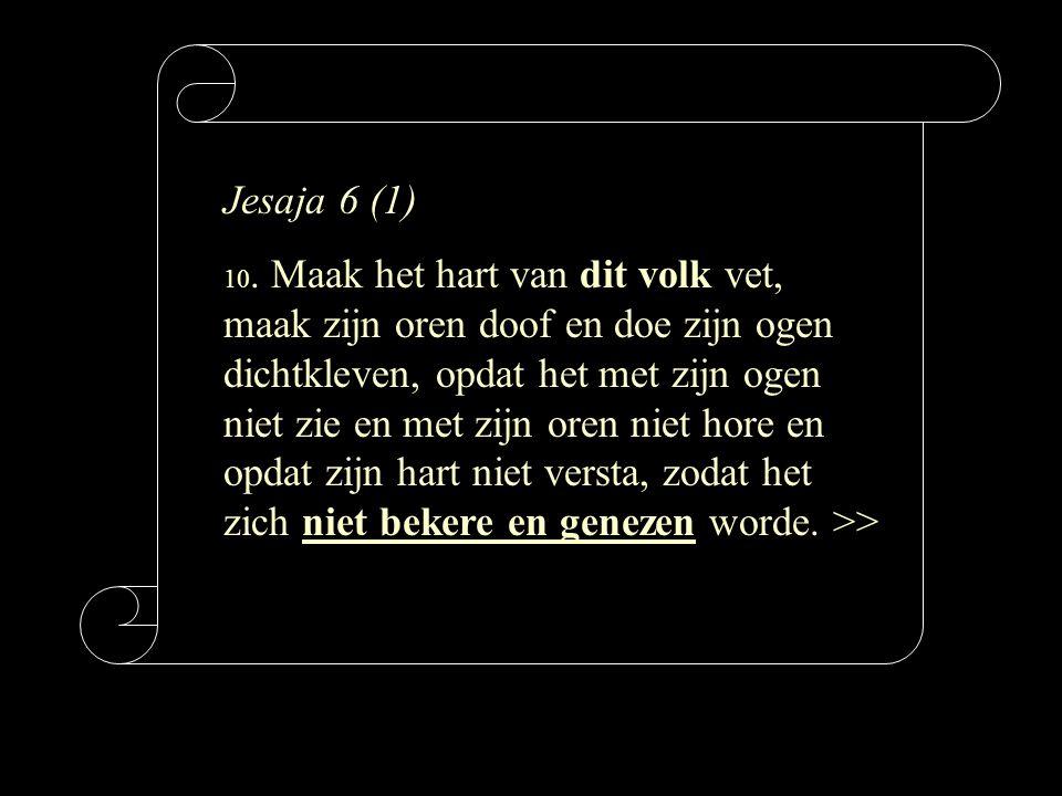 Jesaja 6 (1) 10.