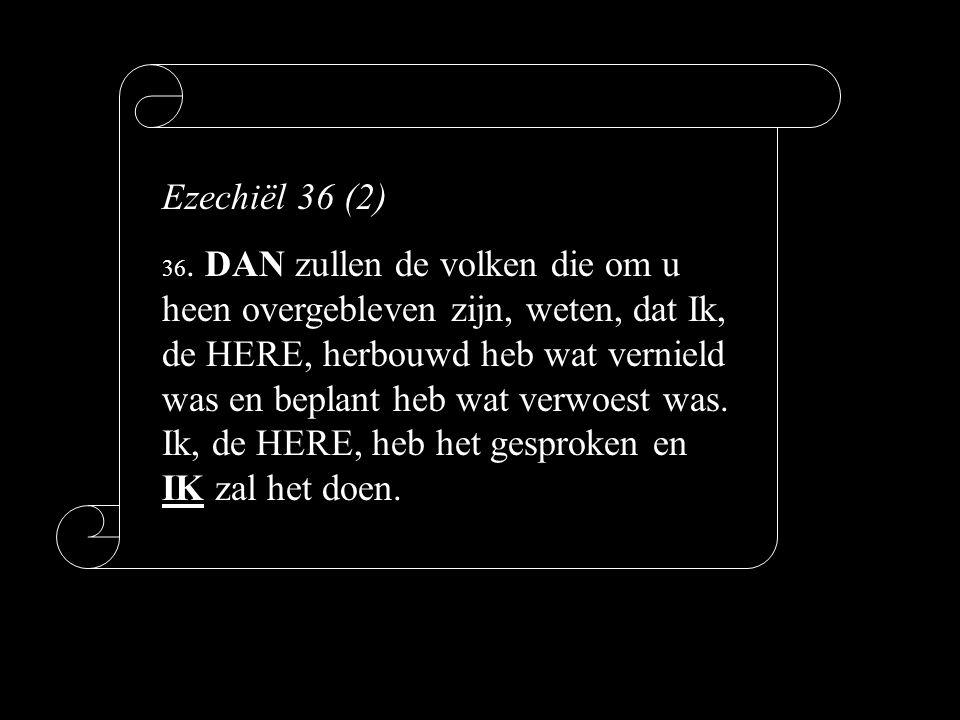 Ezechiël 36 (2) 36.