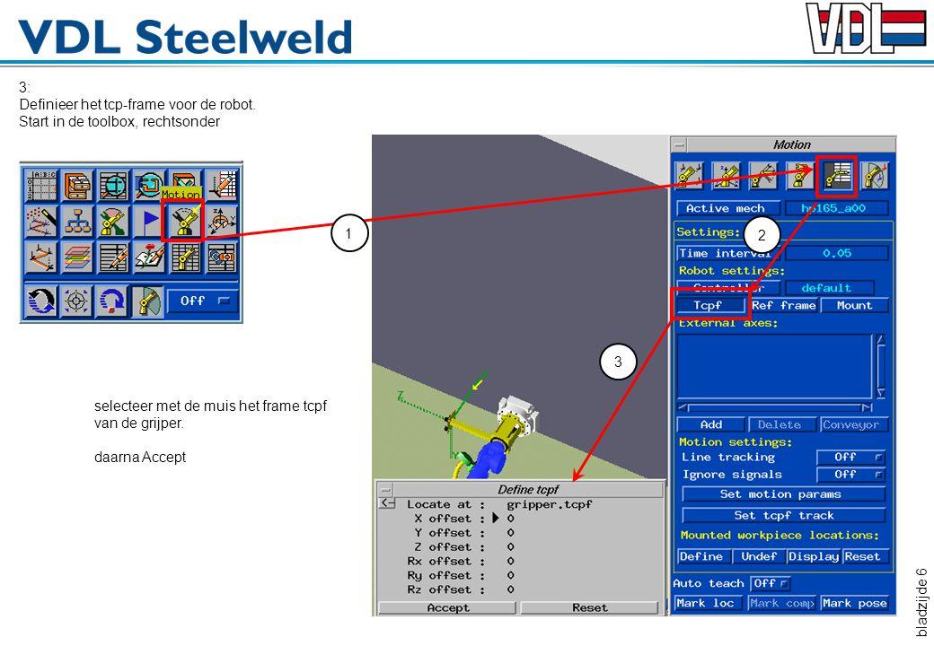 bladzijde 7 4: Locaties(locations) en paden(paths) 1 2 click op de plus tekentjes voor de paden genaamd manipulate en pick_pad om de onderliggende locaties zichtbaar te maken.