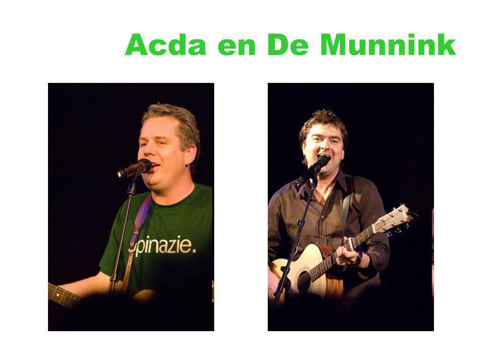 Acda en De Munnink
