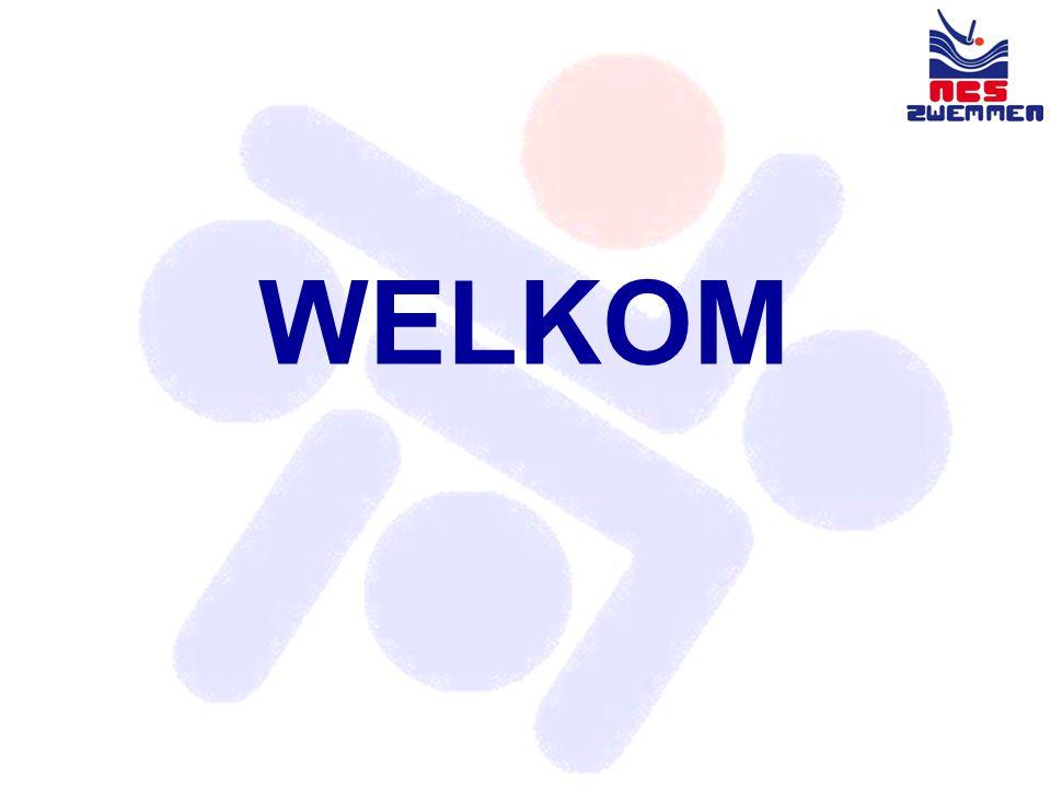 JAARLIJKSE VERGADERING met wedstrijdzwemmende verenigingen 21 mei 2011 NBC, Nieuwegein