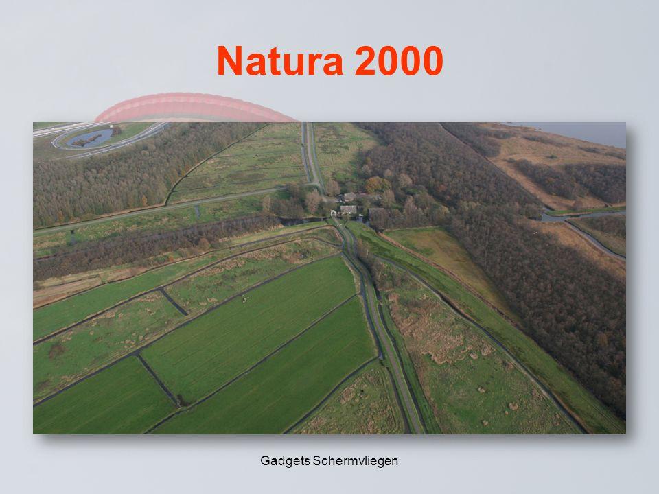 Natura 2000 Gadgets Schermvliegen