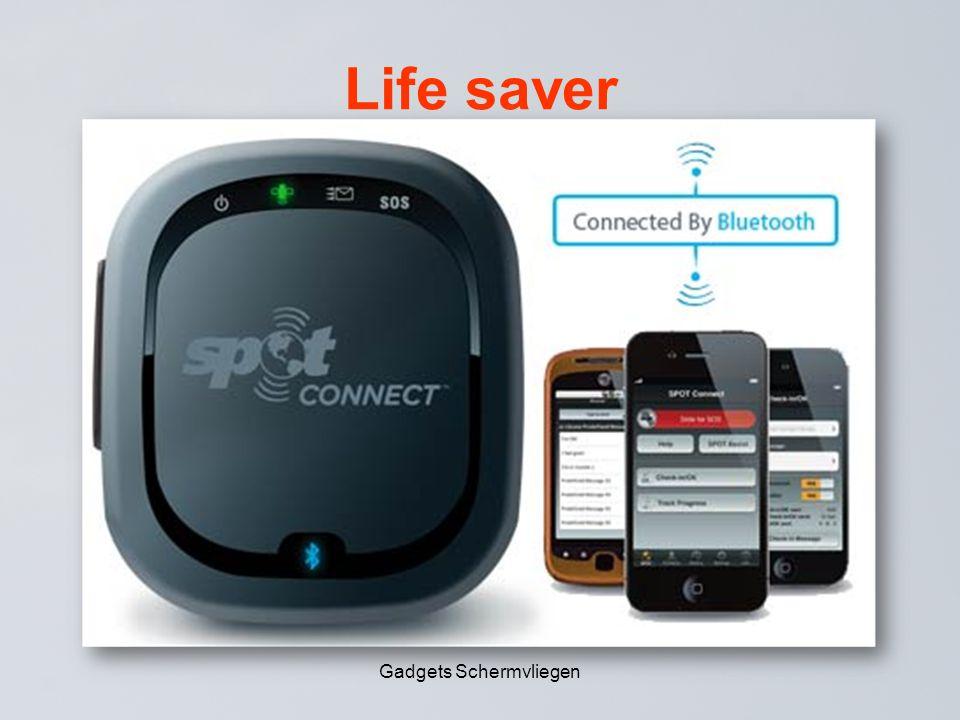 Life saver Gadgets Schermvliegen