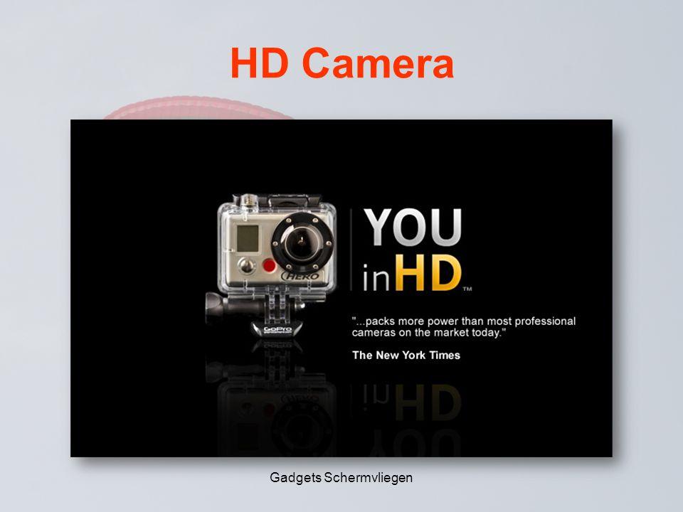 HD Camera Gadgets Schermvliegen