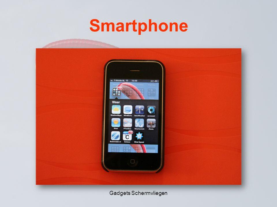 Smartphone Gadgets Schermvliegen