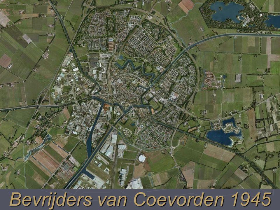 Bevrijders van Coevorden 1945