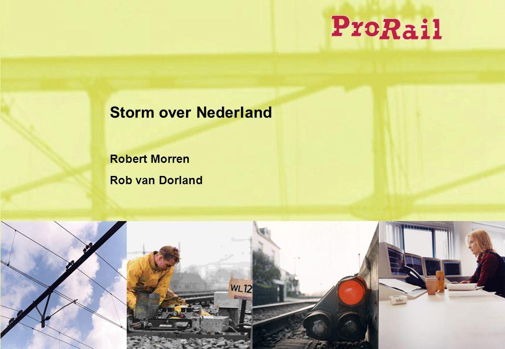 Storm over Nederland Robert Morren Rob van Dorland