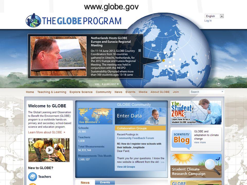 www.globe.gov www.globenederland.nlwww.globe.gov